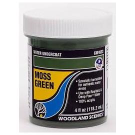 Effetto Fondale - Verde foresta