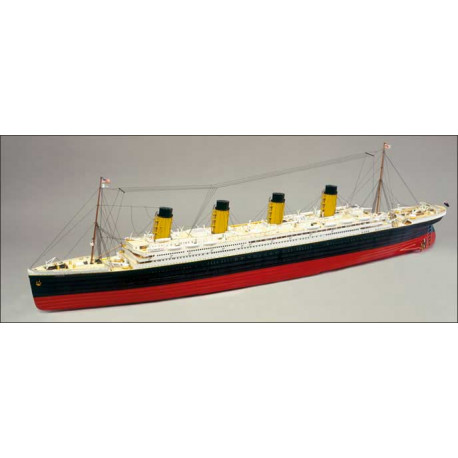 H.M.S. TITANIC KIT 4