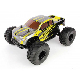 Volcano Monster Truck 4WD 1/10 EP Yellow