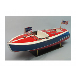 1938 Chris-Craft 16' Painted Racer