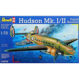 Hudson Mk.I/II Patrol Bomber