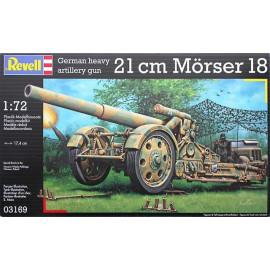 German heavy gun 17cm Kanone 18