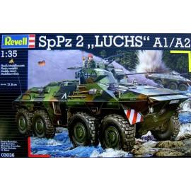 """SpPz 2 """"Luchs"""" A1/A2"""