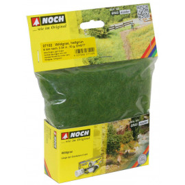 Manto erboso verde chiaro da 6 mm