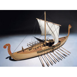 NAVE VIKINGA MANTUA MODEL
