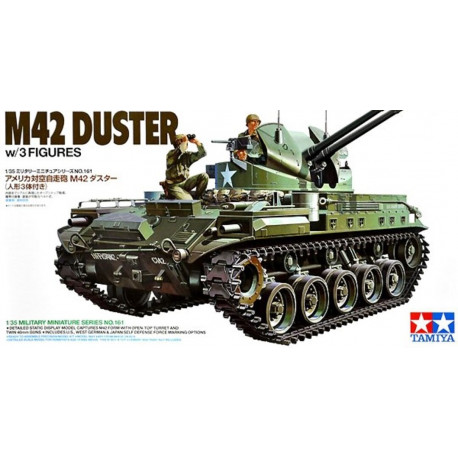 Selfpropelled Anti-Aircraft-Gun M42 DUSTER