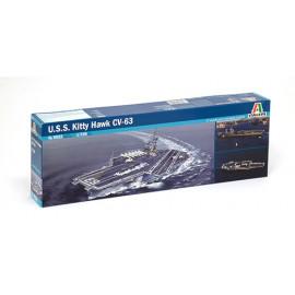 USS Kitty Hawk CV - 63