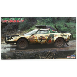 Lancia Stratos 1977 Monte Carlo