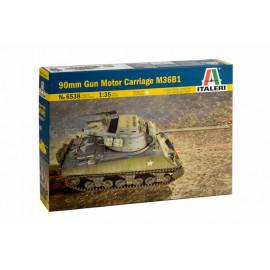 90mm Gun Motor Carriage M36B1