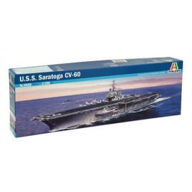 USS Saratoga CV - 60