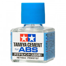CEMENT FOR ABS TAMIYA
