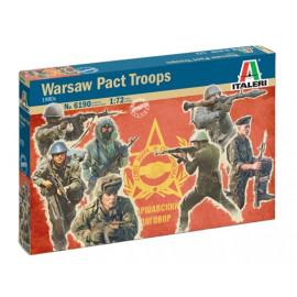 WARSAW PACT TROOPS 1980s ITALERI 1/72