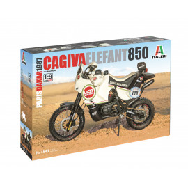 Cagiva Elefant 850 Paris-Dakar 1987