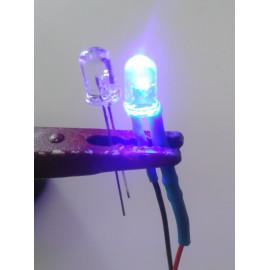 LED LUCE BLU 5mm