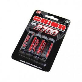 Batterie Stilo NiMh tipo AA 2700 mA 1,2V