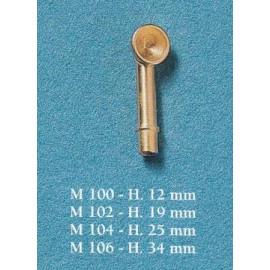 MANICA A VENTO 12mm COREL
