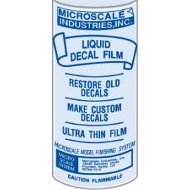 MICRO-SET soluzione decal