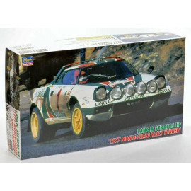 Lancia Stratos 1977 Monte Carlo Rally Winner