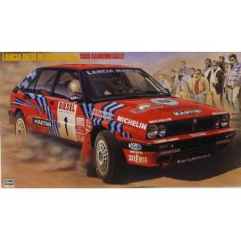 Lancia Delta HF integrale 16v 1989 Sanremo Rally
