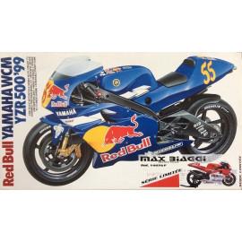 Yamaha Red Bull WCM YZR500 '99
