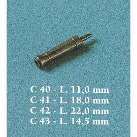 CANNA TRONCA 14,5mm