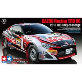 Gazoo Racing TRD 86 (2013 TRD Rally Challenges)