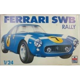 Ferrari SWB Rally