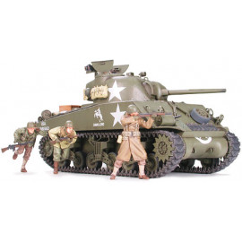 US Medium Tank M4A3 Sherman 75mm
