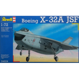 Boeing X-32A JSF
