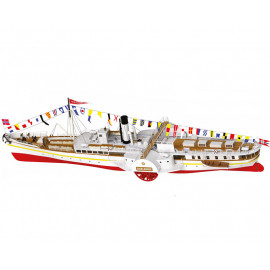 D/S Skibladner Sidewheel Steamer 1:60