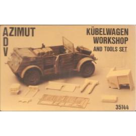 VW Kübelwagen Workshop and Toolset