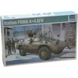 CARRO PUMA 4x4 AFV TRUMPETER