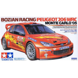 PEUGEOT 206 WRC 2005 + KIT CONVERSIONE