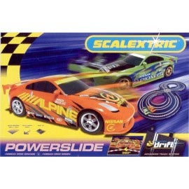 POWERSLIDE 1:32 -  SCALEXTRIC