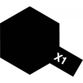 X1 BLACK TAMIYA