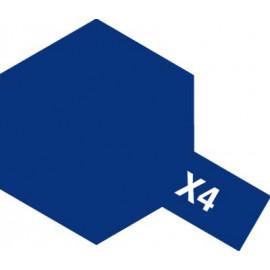 X4 BLUE TAMIYA