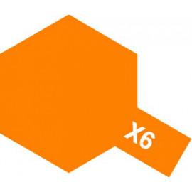 X6 ORANGE TAMIYA