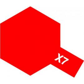 X7 RED TAMIYA