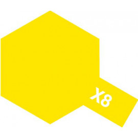X8 LEMON YELLOW