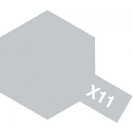 X11 CHROME SILVER