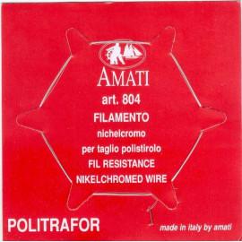 FILAMENTO NICHELCROMO - AMATI