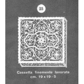 TRAFORO SU CARTA N°15 - AMATI