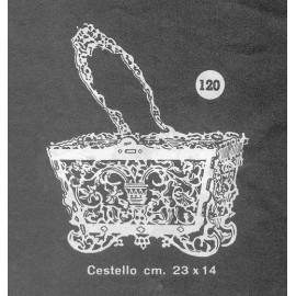 TRAFORO SU CARTA N°91 - AMATI