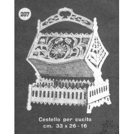 TRAFORO SU CARTA N°206 - AMATI