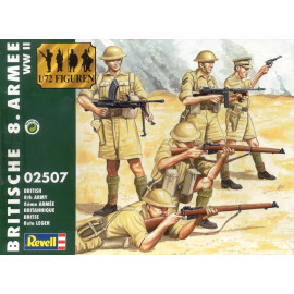 BRITISH 8th ARMY - REVELL