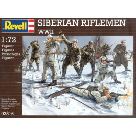 SCOTTISH INFANTRY - REVELL
