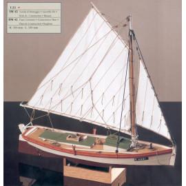 FLATTIE - Imbarcazione Americana