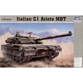 C1 ARIETE MBT TRUMPETER