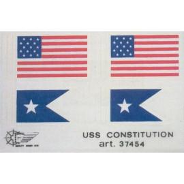 SERIE BANDIERE USS CONSTITUTION