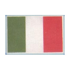 BANDIERA ITALIANA 30x20mm